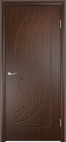 Дверь Верда Лиана, цвет венге, глухая