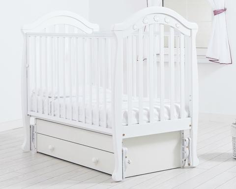 Детская кроватка Гандылян Джузеппе маятник универсальный
