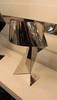 лампа  Luce Nova R table lamp silver