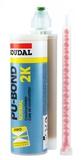 Клей двухкомпонентный для алюминия Соудал 2K ПУ 400мл (6шт/кор)