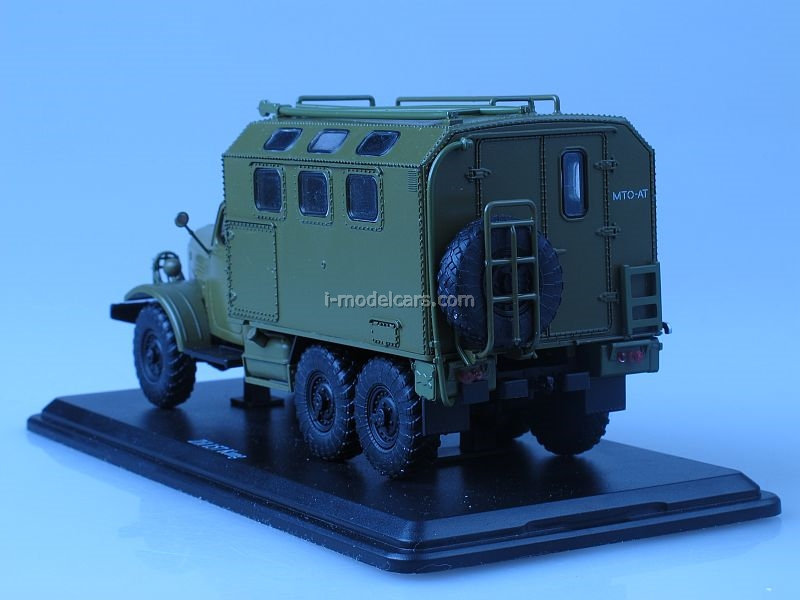 ZIL-157 KUNG MTO-AT 1:43 Start Scale Models (SSM)