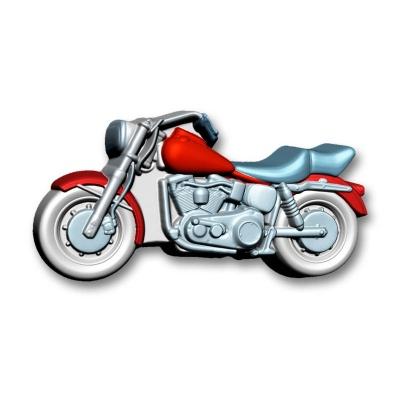 Мотоцикл 2 форма для мыла