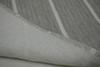 Полотенце пляжное 100х180 Hamam Estiva слоновая кость/дымчатое