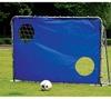 Ворота футбольные, детские с сетками, размер 2,13м х1,50м х0,75м (комплект 2шт.)
