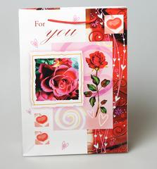 Пакет подарочный For you 441738