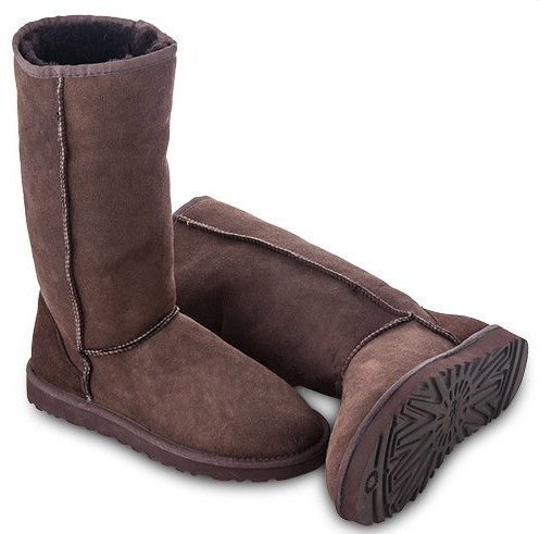 UGG Classic Tall Chocolate