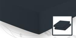 На резинке Простыня трикотажная 90-110x200 Elegante 8000 чёрная elitnaya-prostinya-na-rezinke-cherniy-09-ot-elegante-germaniya.jpg