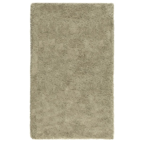 Элитный коврик для ванной Shaggy Bamboo Taupe от Kassatex