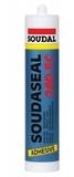 Клей-герметик гибридный Соудасил 240 ФС 290мл (12шт/кор)