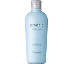Шампунь для жёстких и непослушных волос Through fit shampoo