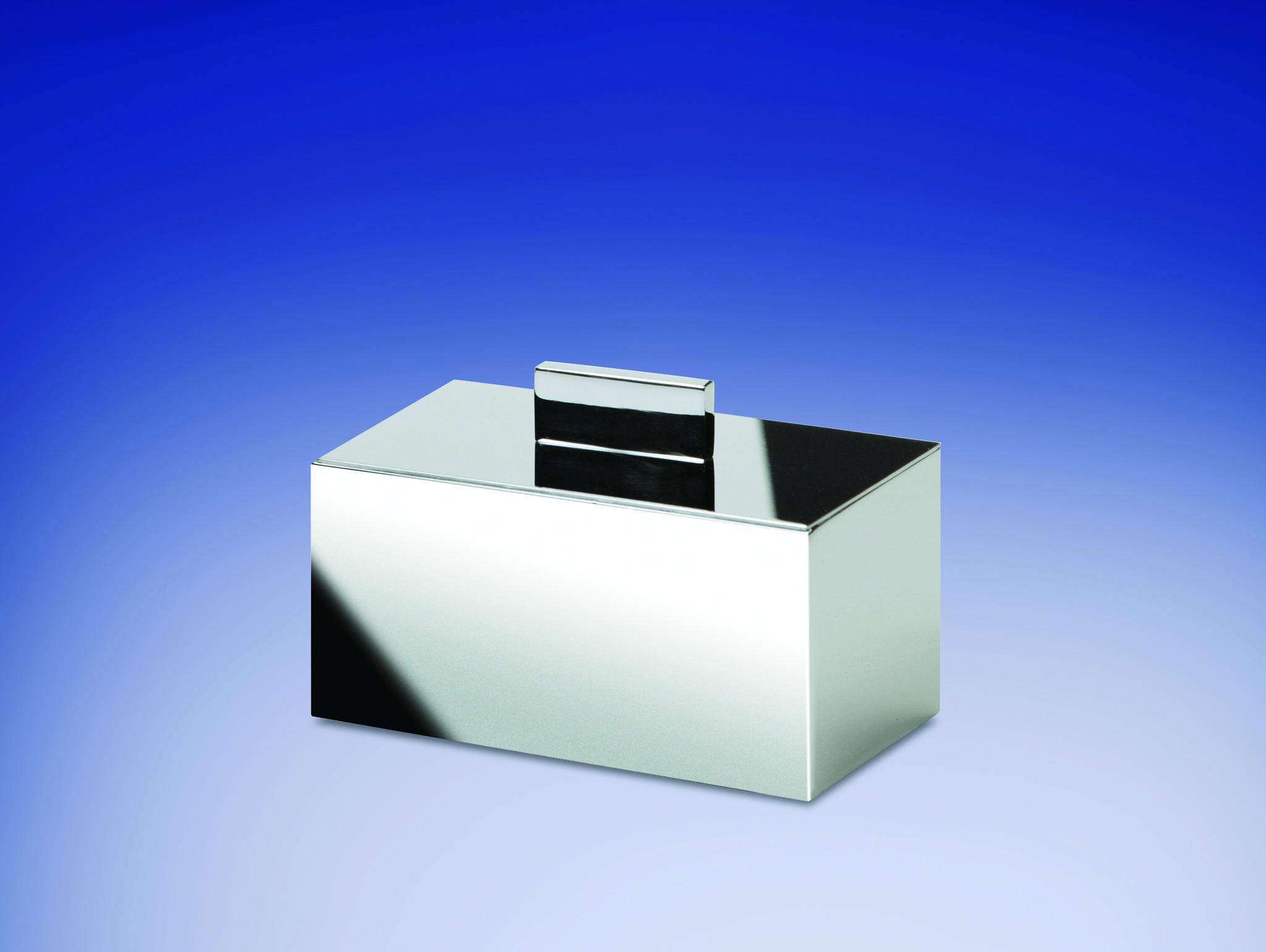 Для косметики Емкость для косметики малая Windisch 88417CR Metal Lineal banochka-malaya-88417-metal-lineal-ot-windisch-ispaniya.jpg