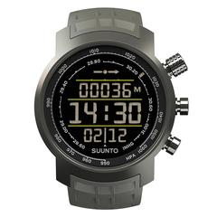 Наручные часы Suunto часы Elementum Terra Stealth rubber SS020336000
