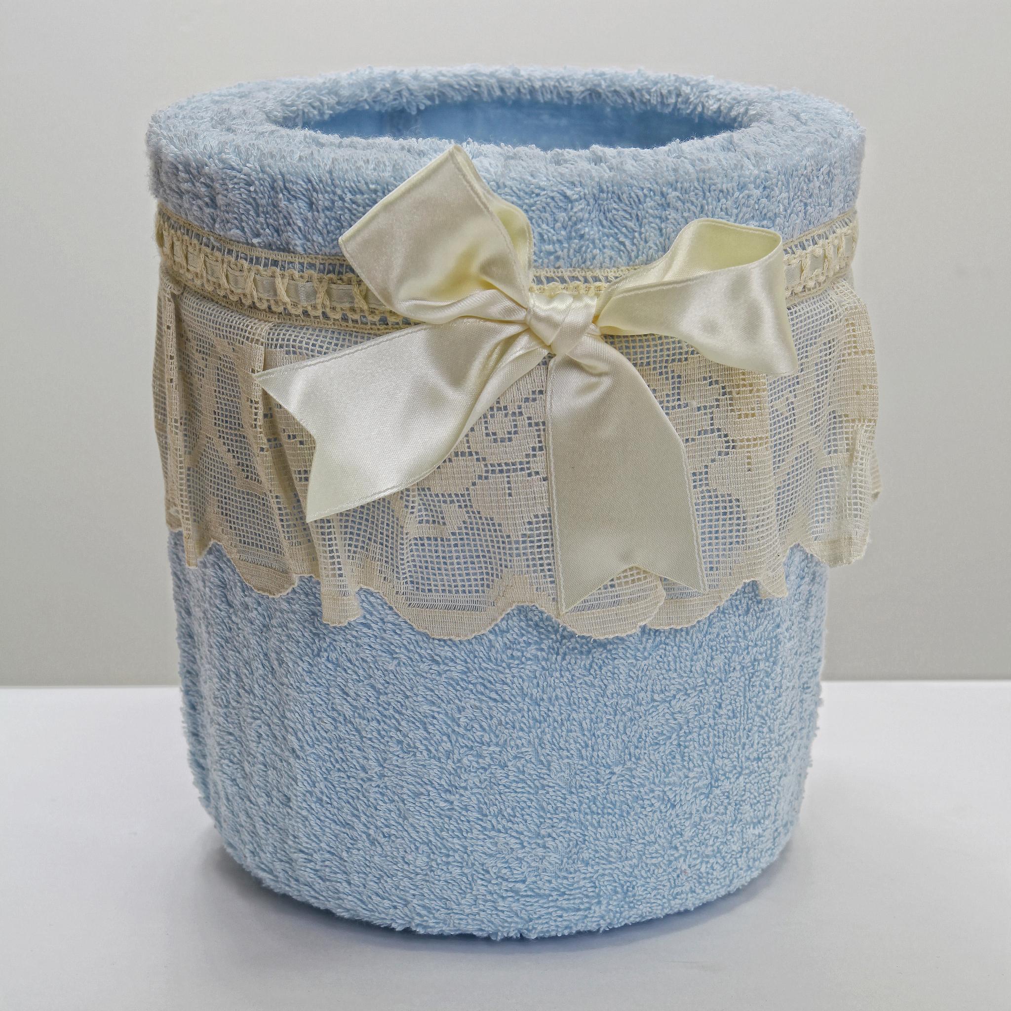 Ведра для мусора Ведро для мусора в ванную 20 Old Florence Buratto голубое vedro-dlya-musora-v-vannuyu-buratto-goluboe-ot-old-florence-italiya.JPG