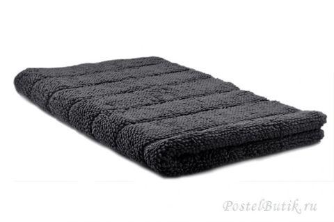 Элитный коврик для ванной Hanim тёмно-серый от Hamam