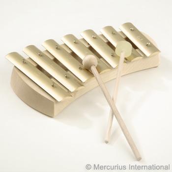 Металлофон пентатонический 7 тонов (Auris)