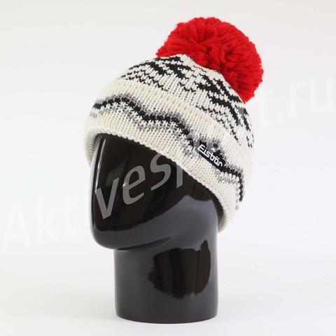 шапка Eisbar Ria Pompon 099