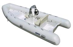 Лодка с жестким дном BRIG F500GL