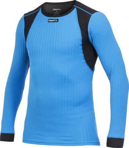 Термобелье Рубашка Craft Active Extreme Concept Blue мужская