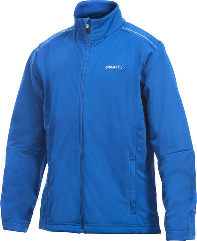 Детская лыжная куртка Craft Warm Storm Blue