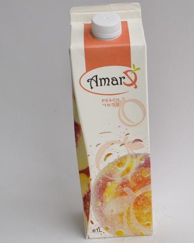 Нектар Амаре персиковый, 1л