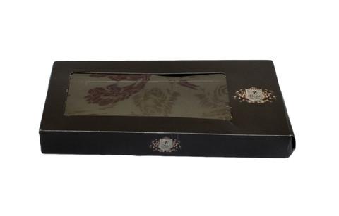 Подарочная упаковка для камербанда (кушака), галстука