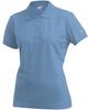 Рубашка-поло женская Craft Pique голубая распродажа