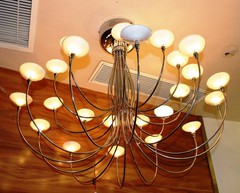 светодиодная люстра 15-190 by LED ON