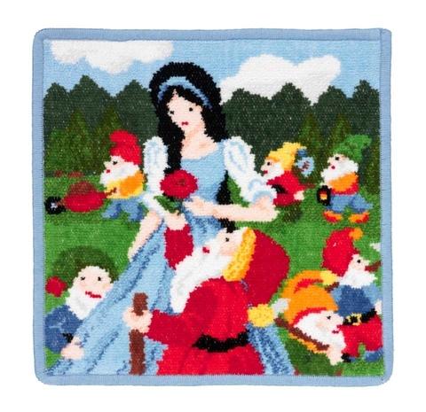 Полотенце детское 25x25 Feiler Marchen Snow White