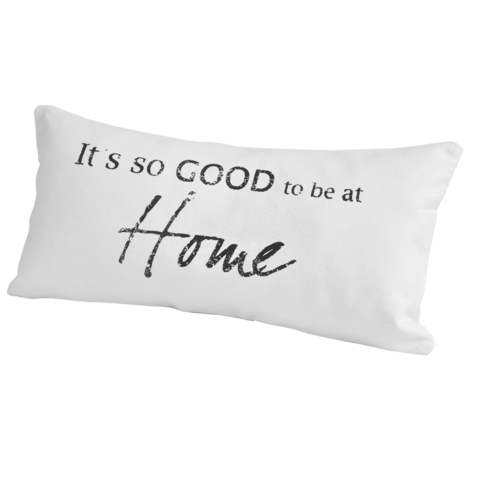 Элитная подушка декоративная Script Home от Casual Avenue