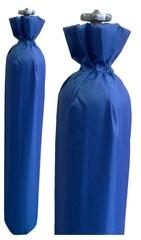 Чехол синий для баллона 10 литров с ручками