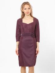 P746-1 платье сиреневое