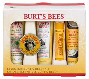 Набор для лица, рук и ног, Burt's Bees