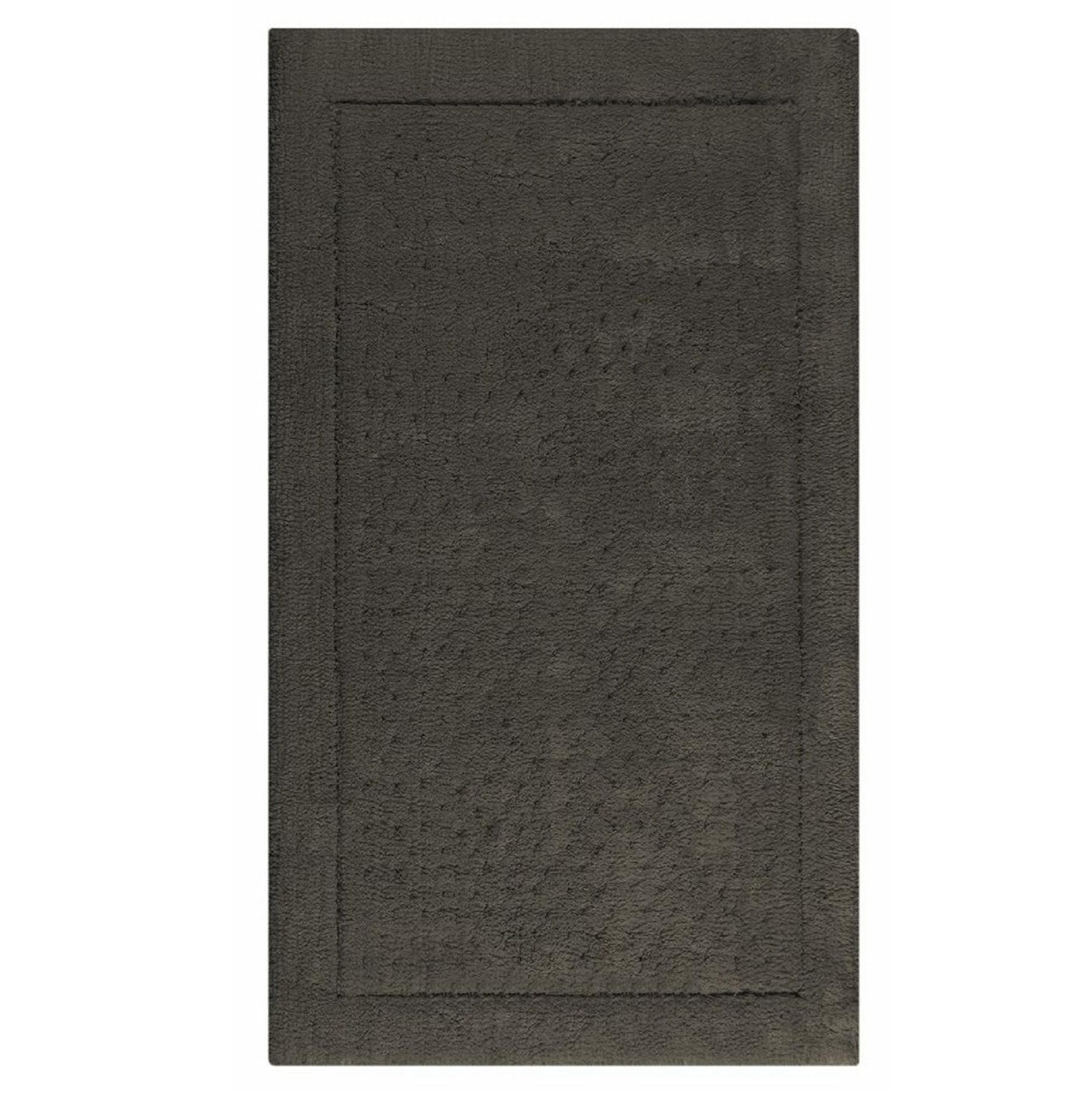 Элитный коврик для ванной Sublime Dark Anthracite от Kassatex