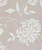 Постельное белье 1.5 спальное Bovi Hortensis серо-бежевое