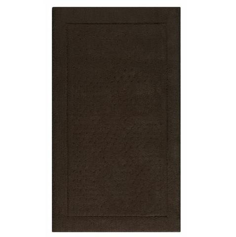 Элитный коврик для ванной Sublime Dark Chocolate от Kassatex