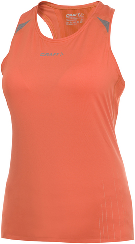 Майка Craft Elite женская оранжевая