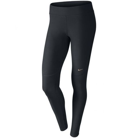 Тайтсы Nike Filament Tight (W) чёрные