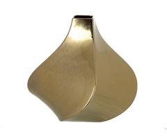 Элитная ваза декоративная Gold средняя от Sporvil