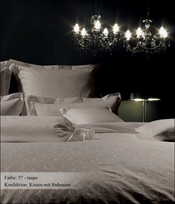 Комплекты постельного белья Постельное белье 1.5 спальное Janine Rubin коричневое elitnoe-postelnoe-belie-rubin-taupe-ot-janine-germaniya-vid.jpg