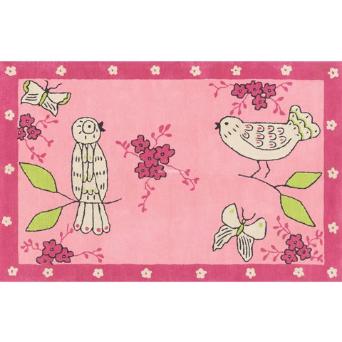 Ковер Designers Guild Kids Rugs Apple Blossom Magenta DHRDG0066, интернет магазин Волео