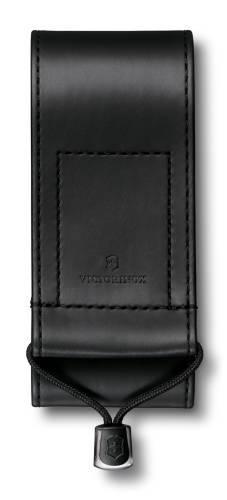 Чехол из искусственной кожи, черный, для Swiss Officers Knife 111 мм толщиной 3 уровня, SwissTool и