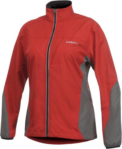 Куртка Craft Active Run женская красная