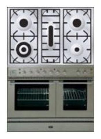 Газовая плита ILVE PD-90L-MP