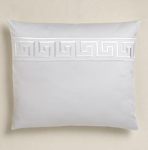Элитная наволочка El Greko белая от Elegante