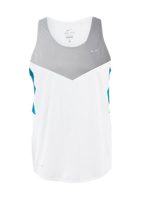 Майка л/а Nike Distance Singlet