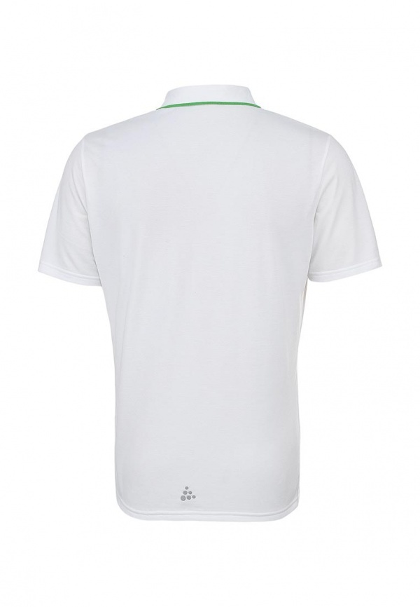 Футболка-поло мужская Craft In the Zone Pique white