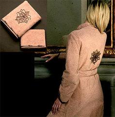Элитный халат махровый Libellula от Cesare Paciotti