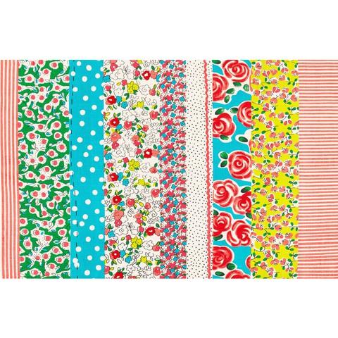 Ковер Designers Guild Kids Rugs Daisy Stripe Peony DHRDG0025, интернет магазин Волео