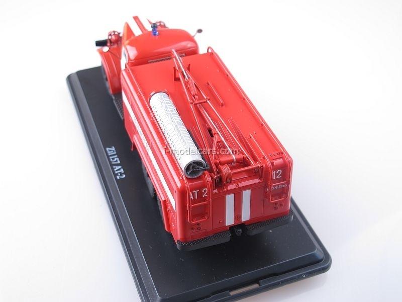 ZIL-157K AT-2 1:43 Start Scale Models (SSM)