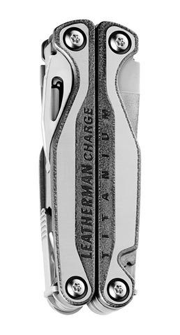 Мультитул Leatherman Charge TTi кожаный чехол (подарочная упаковка)